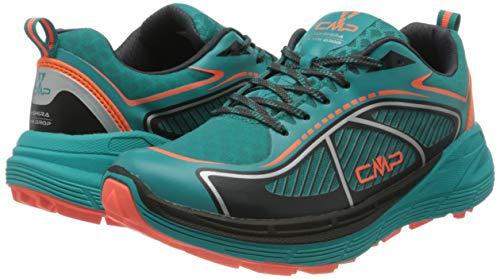 TALLA 37 - CMP – F.lli Campagnolo Nashira Maxi Wmn Shoe, Zapatillas de Trail Running para Mujer