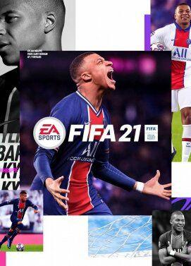 Juego FIFA 21 origin