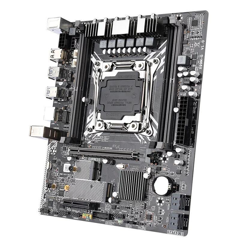 Placa base X99 X99M-G DDR4 [Socket 2011-3][Soporta Xeon E5 V3/V4]