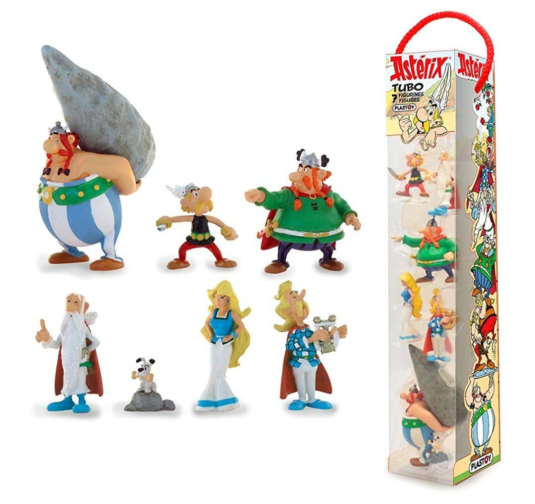 Pack figuras Astérix y Obélix ( 7 )