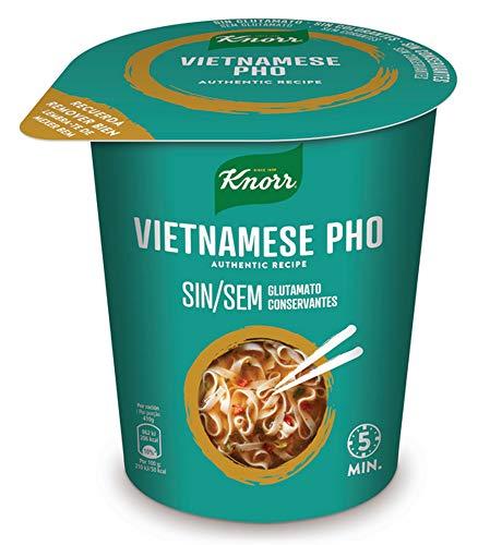 Fideos de arroz, Vietnamese Pho KNORR 60 g.