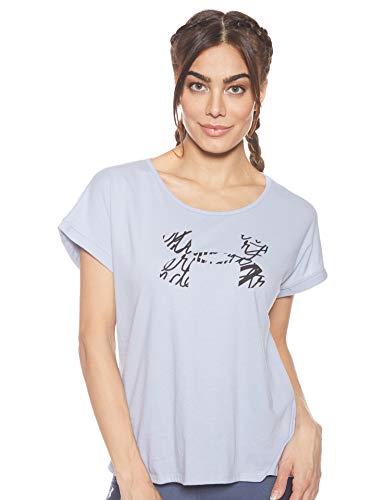 Camiseta Under Armour azul talla M