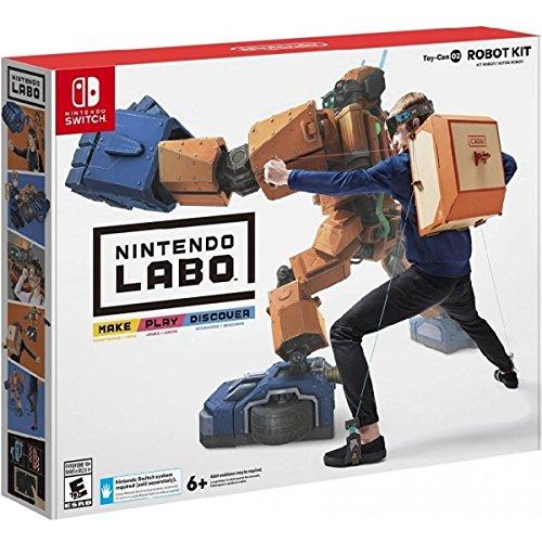 Nintendo Labo: Toy-Con 02 - Kit de robot [Nintendo Switch]