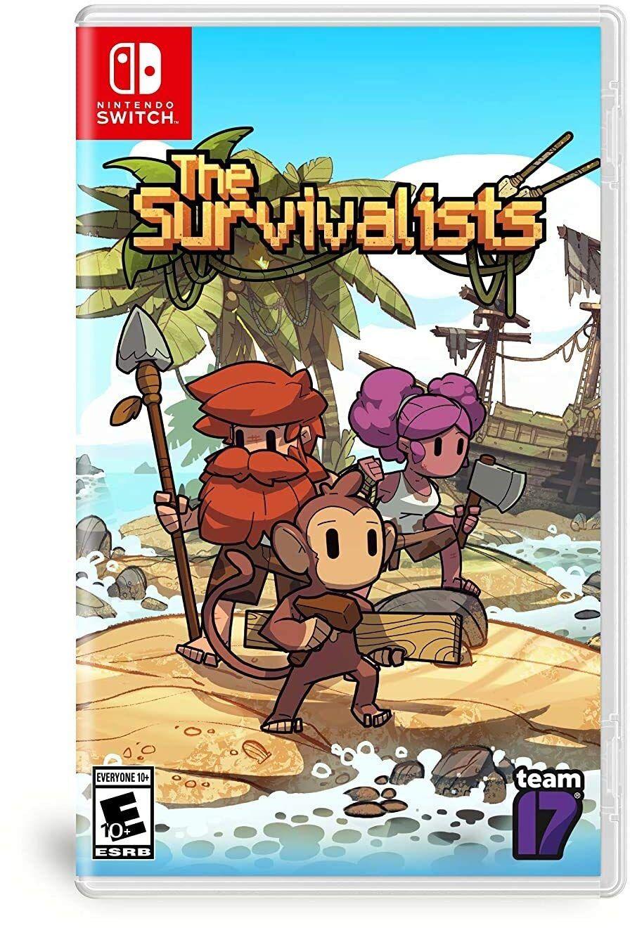 The Survivalists NINTENDO SWITCH (eShop SUD)