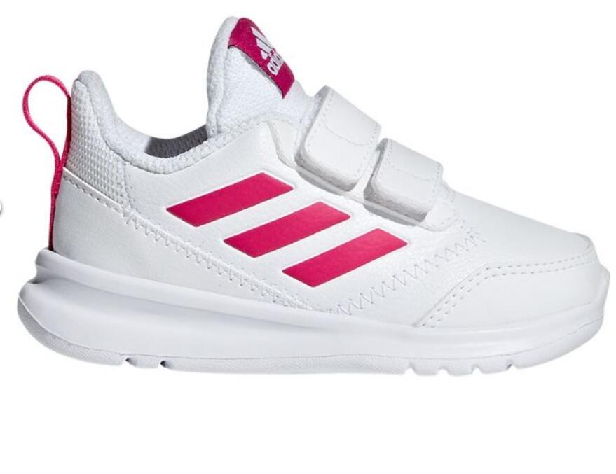 TALLAS 20 a 26 - Adidas Altarun, Zapatillas para Bebes + CAMISETA HOMBRE DE REGALO