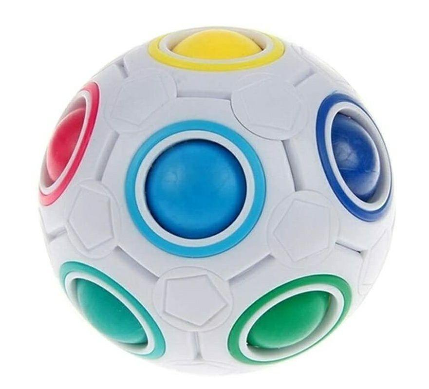 Magic Rainbow Ball (Juguete Anti Estrés)