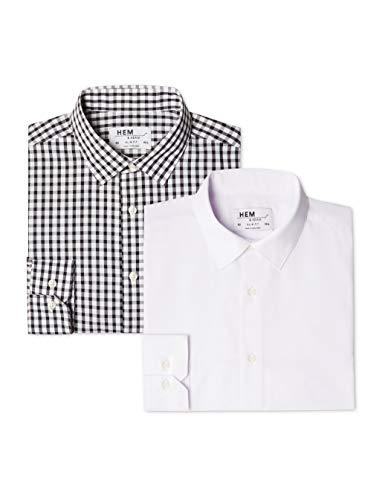 Recopilación de pack de 2 camisas desde sólo 4,57€ hasta los 8€ el pack de 2 (varios modelos disponibles)