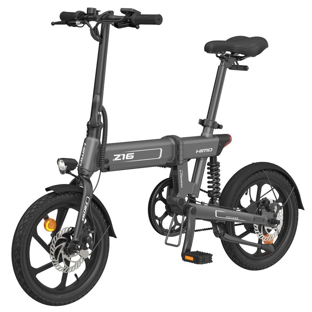 [Desde Alemania] Bicicleta Eléctrica Portable HIMO Z16