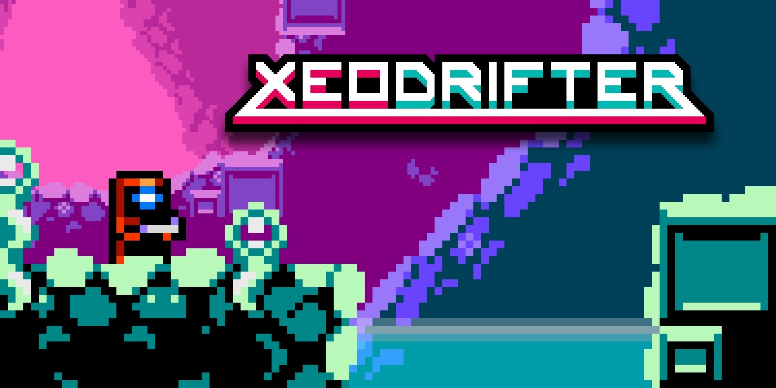Xeodrifter - Nintendo Switch (eshop de Sudáfrica)