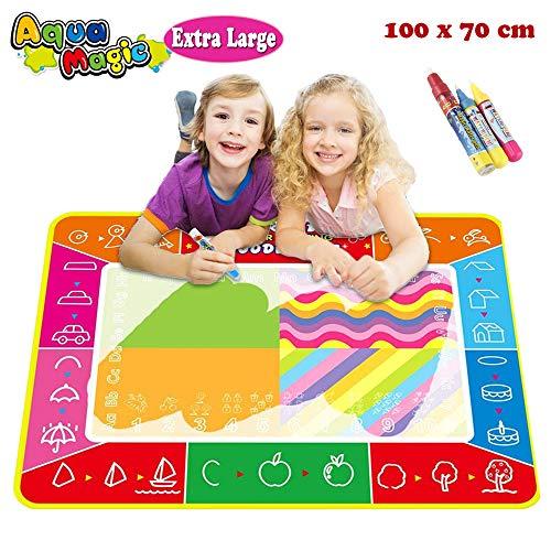 Aqua-Doodle Pinturas para Niños 100x73 cm.