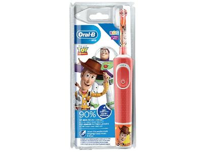 Cepillo Eléctrico-Oral-B Vitality 100 Kids Toy Story,Recargable, MagicTimer