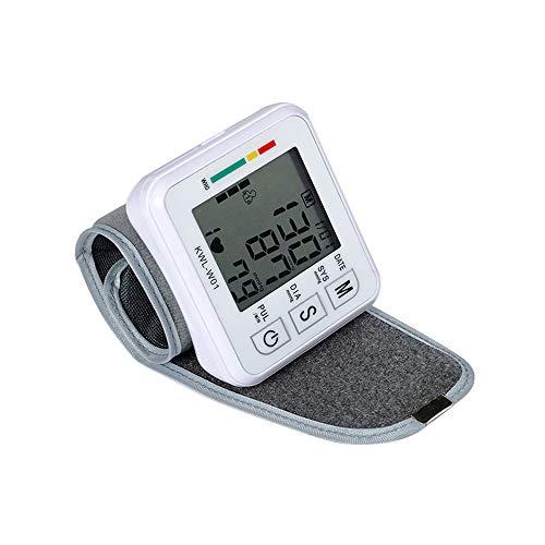 Tickas Tensiómetro de muñeca, Monitor de Presión Arterial Digital Automatico