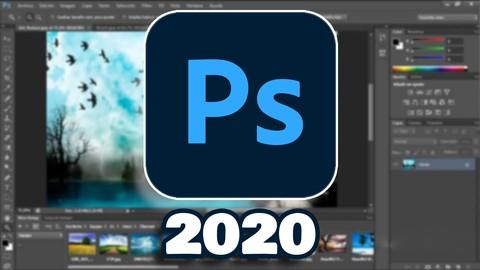 Introducción a Adobe Photoshop CC 2020 [udemy, Español]