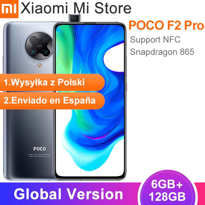 Xiaomi POCO F2 Pro 6GB 128GB Smartphone Snapdragon 865 NFC - Desde España