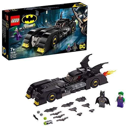 Batmobile de lego
