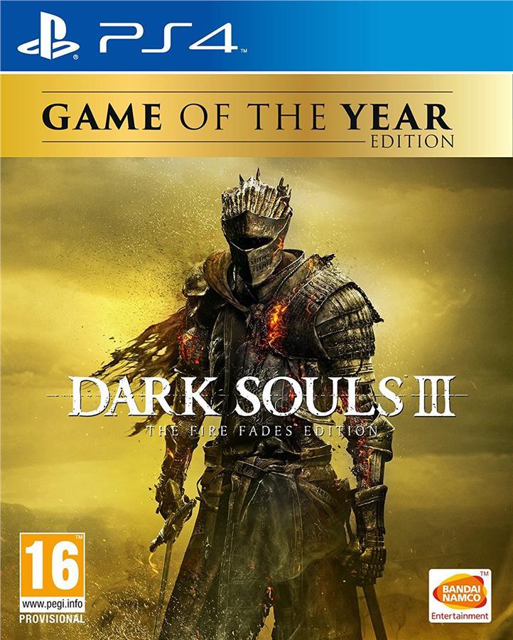 Dark Souls III GOTY (PlayStation 4)(Sólo Canarias)