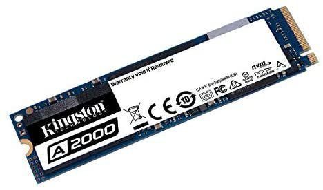 SSD NVMe 1 TB Kingston