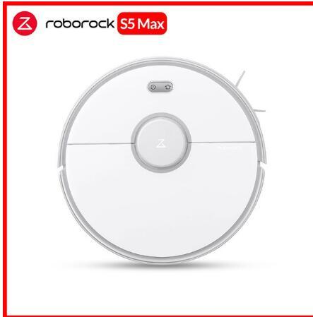 Roborock S5 Max barre y friega - Desde España