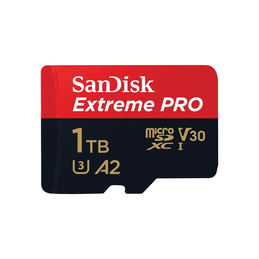 SanDisk Extreme Pro UHS-I 1TB