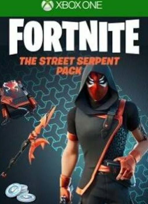 Fortnite:Pack de culebra callejera (Xbox One)