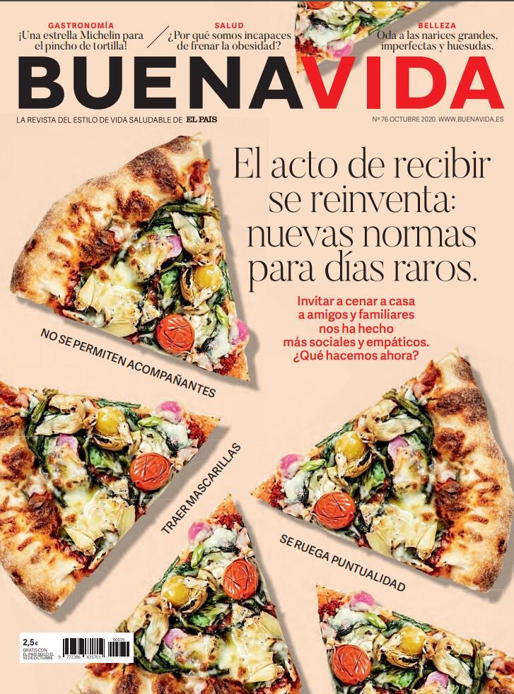 Descárgate gratis la revista BUENAVIDA (mes de octubre)