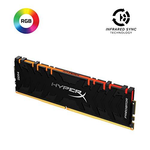 HyperX Predator RGB 32GB 3600MHz DDR4 CL18 DIMM