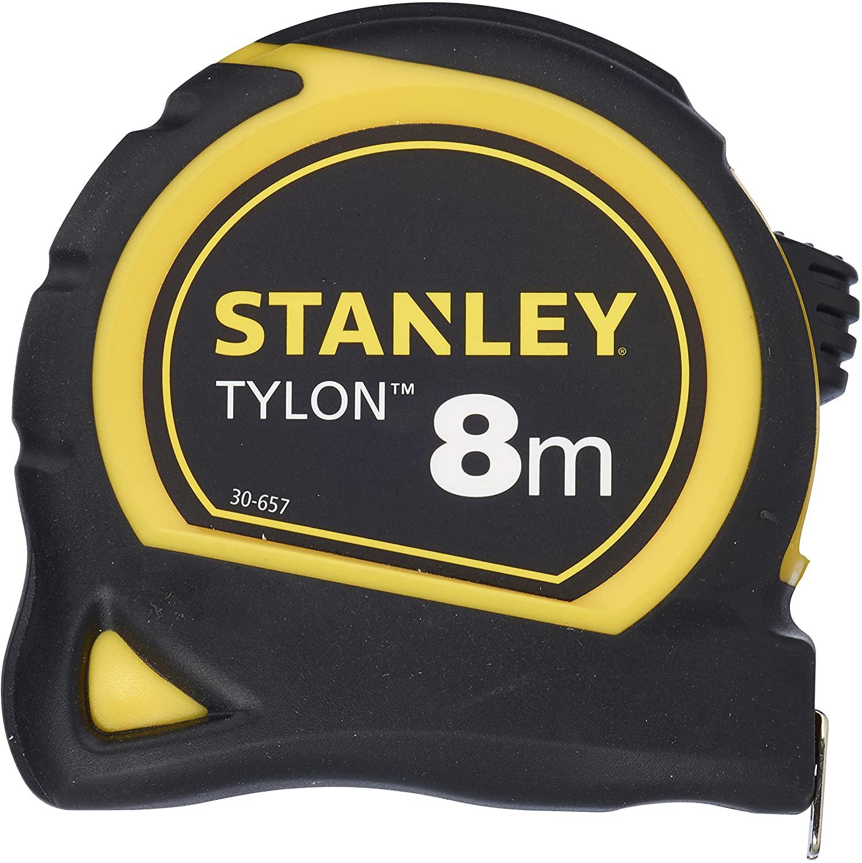 Flexómetro Stanley Tylon 8 metros solo 5.2€