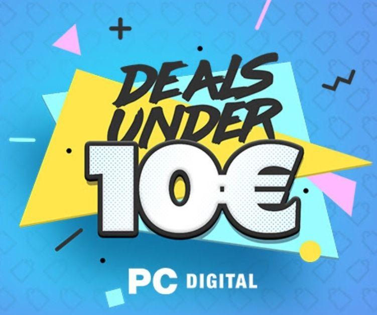 Juegos de Bandai Namco por menos de 10€