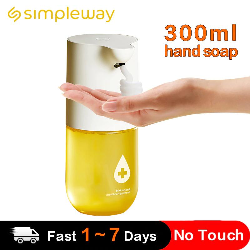 Simpleway C1 - Lavadora de manos de inducción automática (300ml)