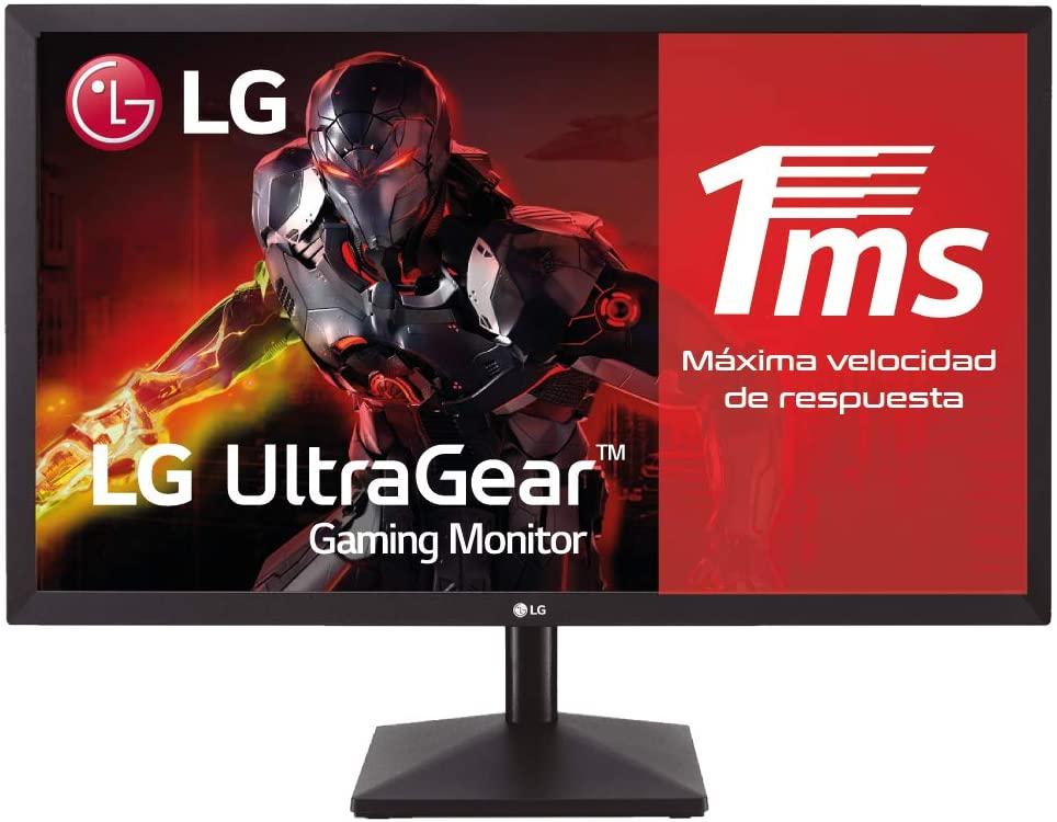 LG 24MK400H-B - Monitor Gaming Full HD
