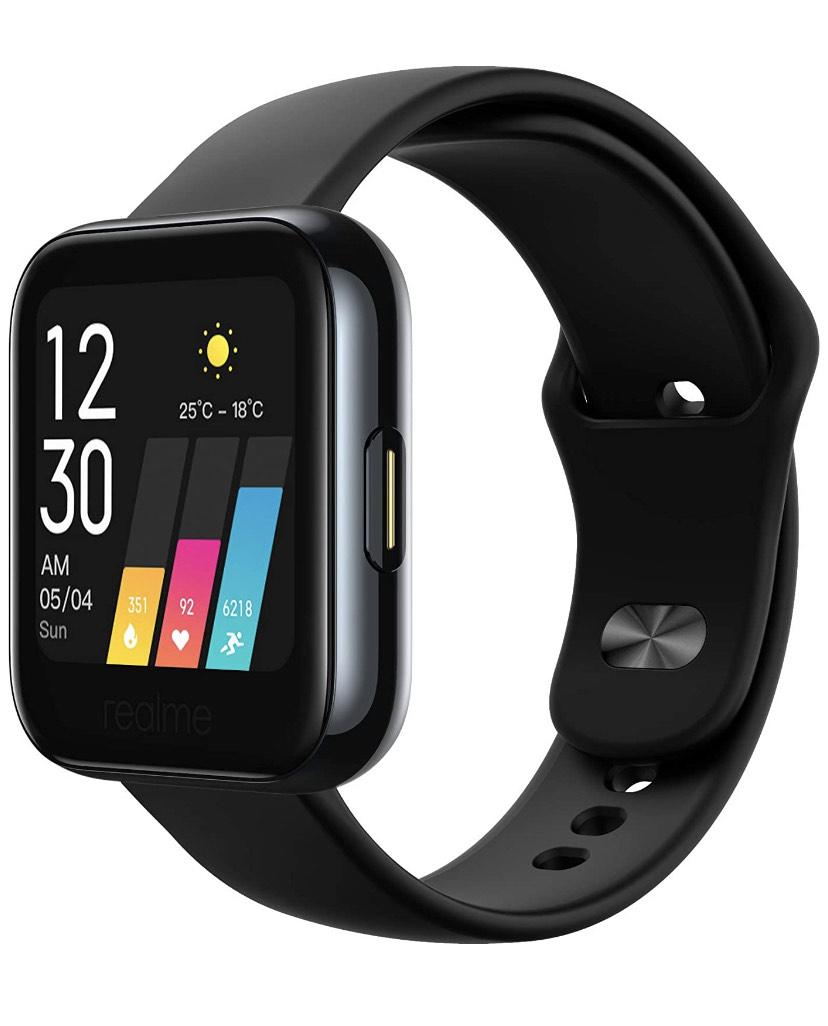 realme Watch - Smartwatch Negro