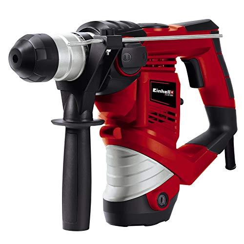 Einhell 4258237 TC-RH 900 Martillo perforador con mecanismo percutor neumático 900 W
