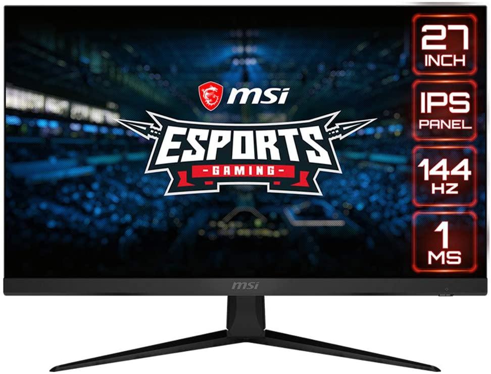 """MSI Optix G271 - Monitor Gaming de 27"""" FullHD 144Hz FreeSync"""