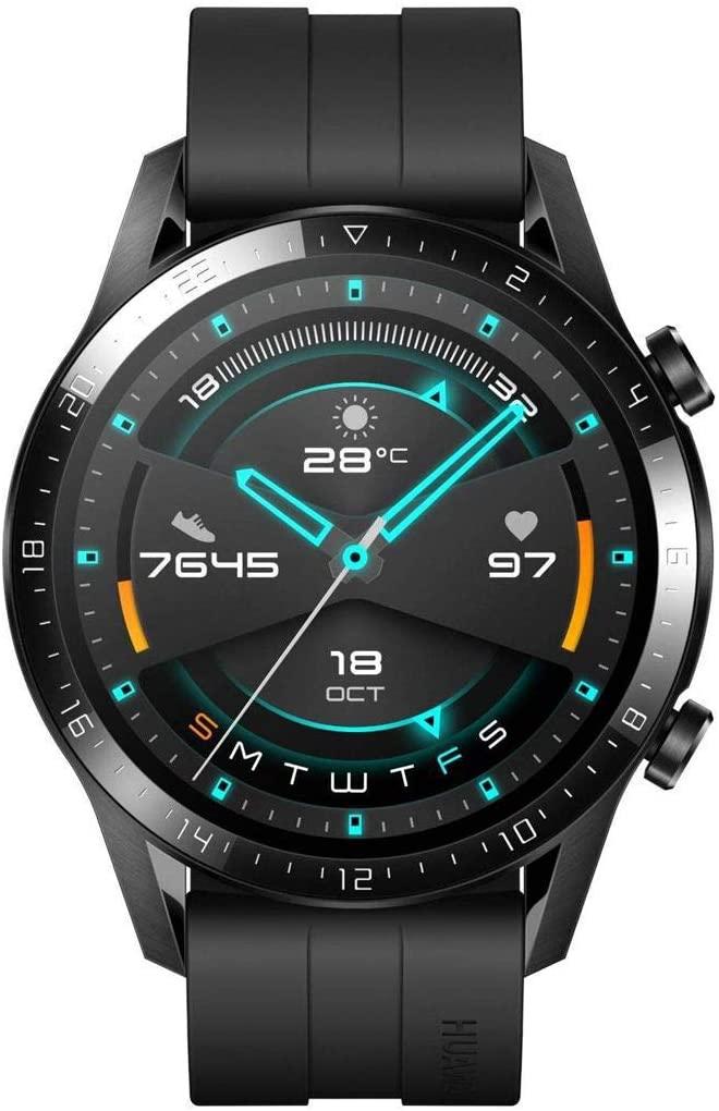 Huawei Watch GT Sport y Huawei Watch GT Sport 2