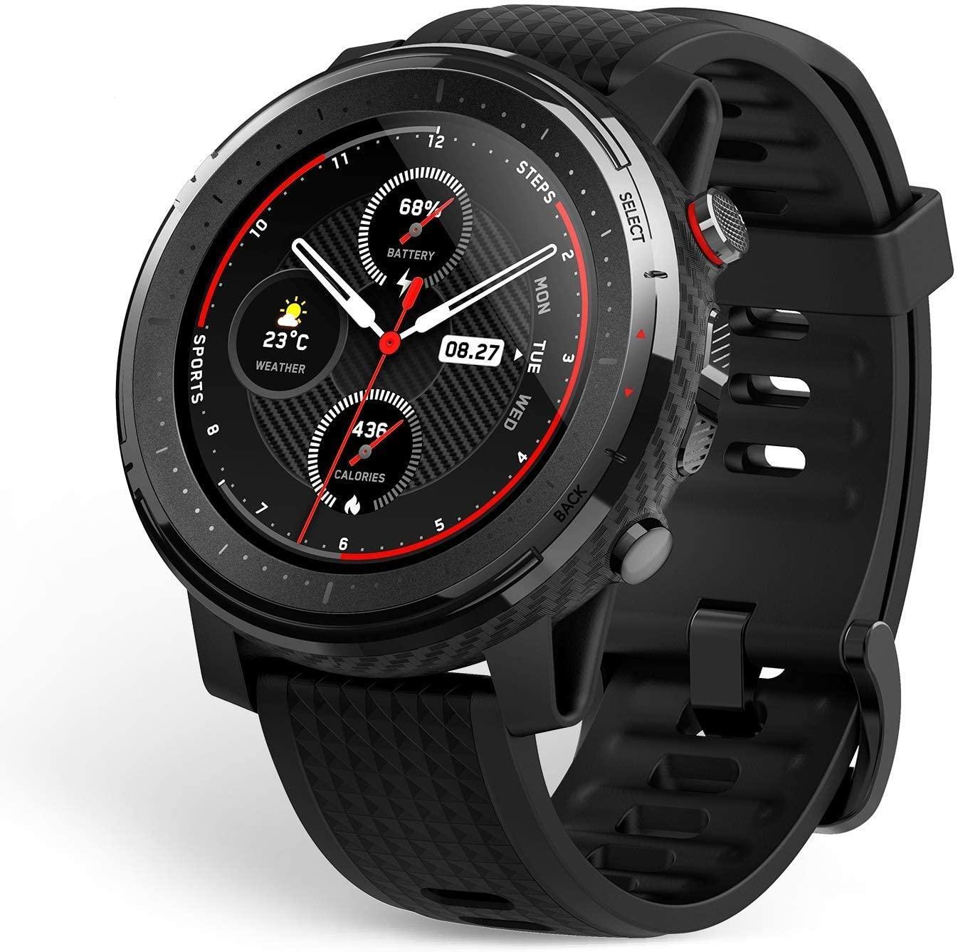 Amazfit Stratos 3 Smartwatch Reloj Inteligente 19 modos