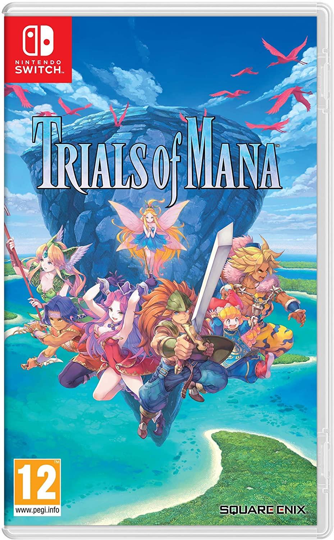 Trials of Mana [Nintendo Switch][PS4]