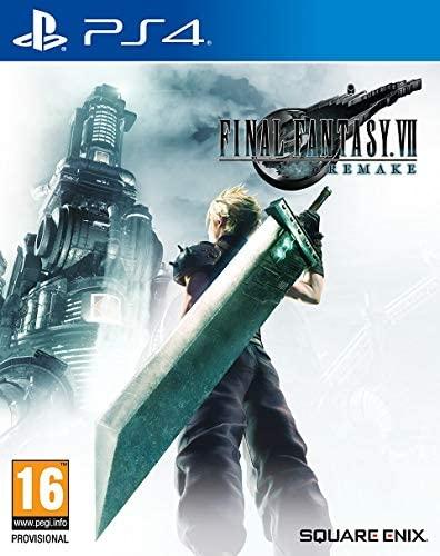 Final Fantasy VII Remake [PS4]