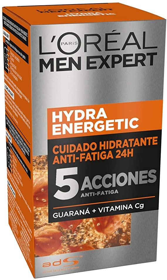 L'Oréal Paris Men Expert - 24H Hydra Energetic cuidado hidratante anti-fatiga