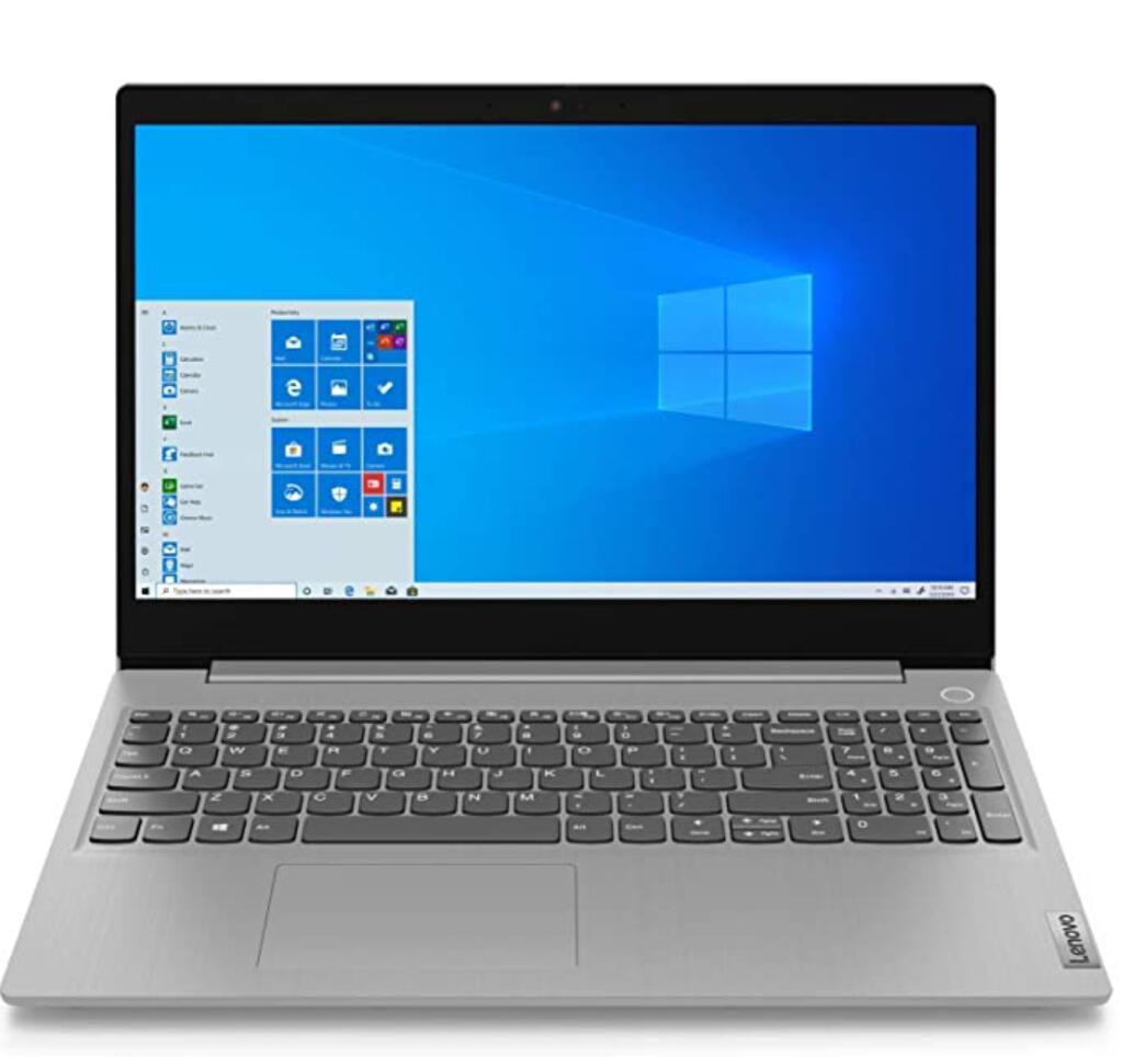 Lenovo IdeaPad 3 i5-1035G1 8 RAM 512 SSD 15,6 con Win 10 Home