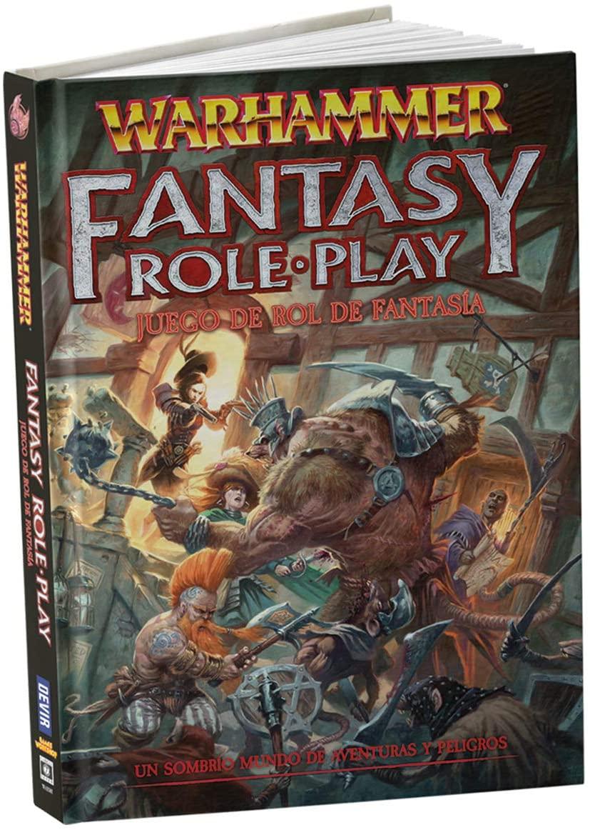 Warhammer Fantasy juego de rol