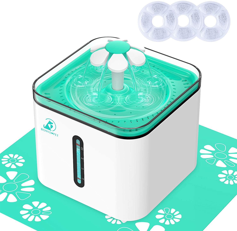 Fuente de agua para animales 2'5L de capacidad