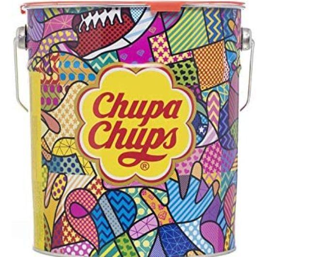150 unidades (sólo 0'12€ unidad) Chupa Chups Original, Caramelo con Palo de Sabores Variados