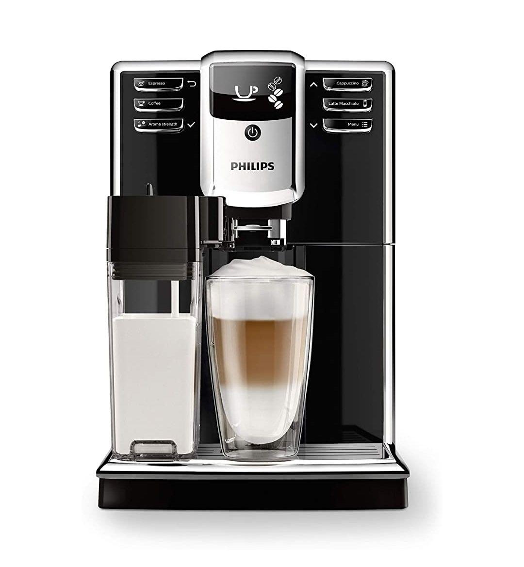Cafetera superautomática Philips EP5360/10 Serie 5000