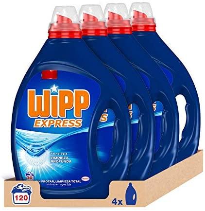 PACK 4: Wipp Express Detergente Líquido