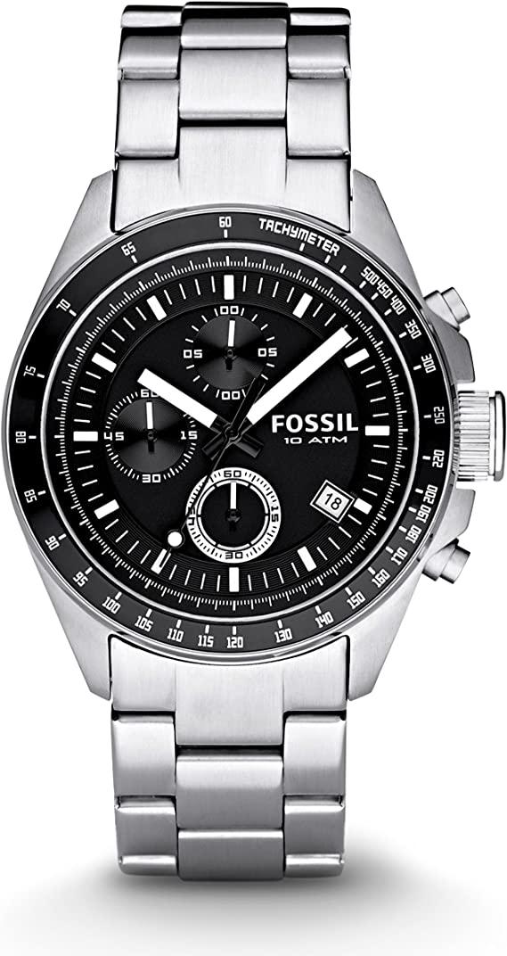 Minimo histórico reloj Fóssil