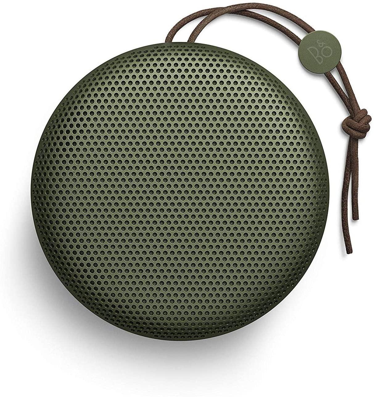 Bang & Olufsen BeoPlay A1- Altavoz Bluetooth Portátil con Micrófono, Musgo Verde