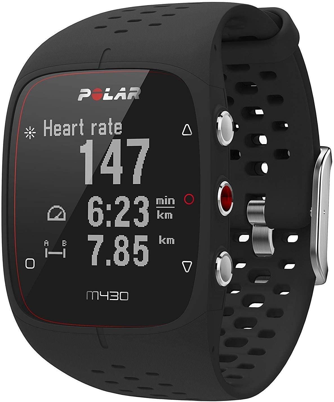 Polar M430 Reloj de Running con GPS y Frecuencia cardíaca en la muñeca