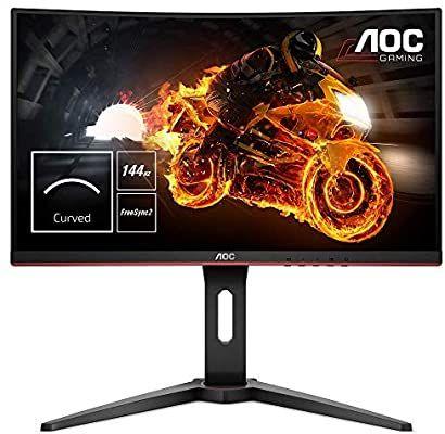 """AOC C24G1 - Monitor gaming 24"""" Full HD 144hz 1ms"""