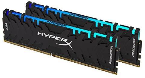 HyperX Predator RGB 16GB 3200Mhz CL16 (Reaco, caja dañada)