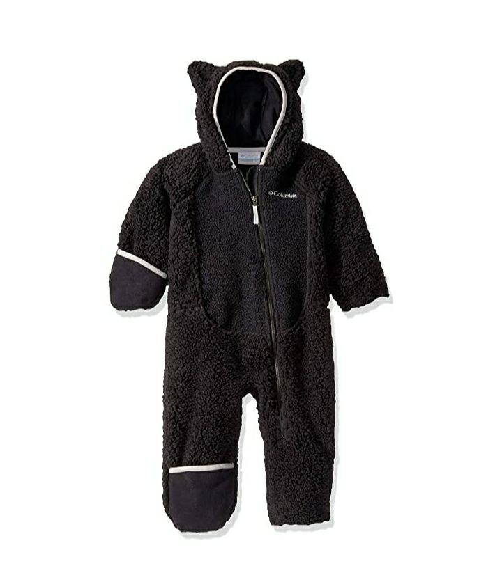 Mono sherpa columbia para bebé
